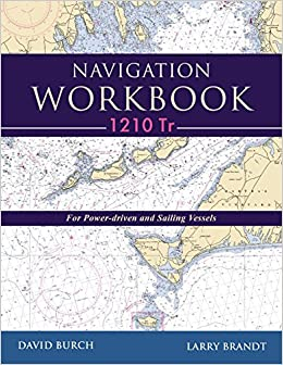 Book Navigation Workbook 1210 Tr: For Power-Driven and Sailing Vessels