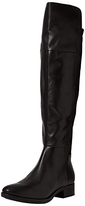 9b9b953abb Geox Womens/Ladies Felicity Boot (6 US) (Black Leather)