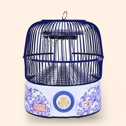 ZZHF Calentador, Tipo de Jaula de pájaros Estufa para Asar ...