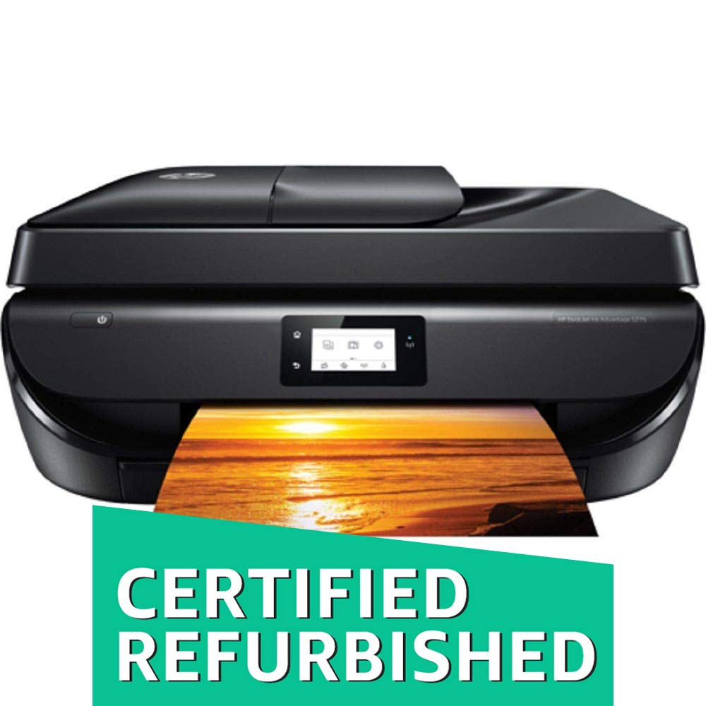 (CERTIFIED REFURBISHED) HP DeskJet Ink Advantage 5275