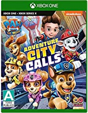 Paw Patrol The Movie Adventure City Calls - Xbox