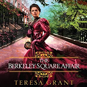 The Berkeley Square Affair Audiobook