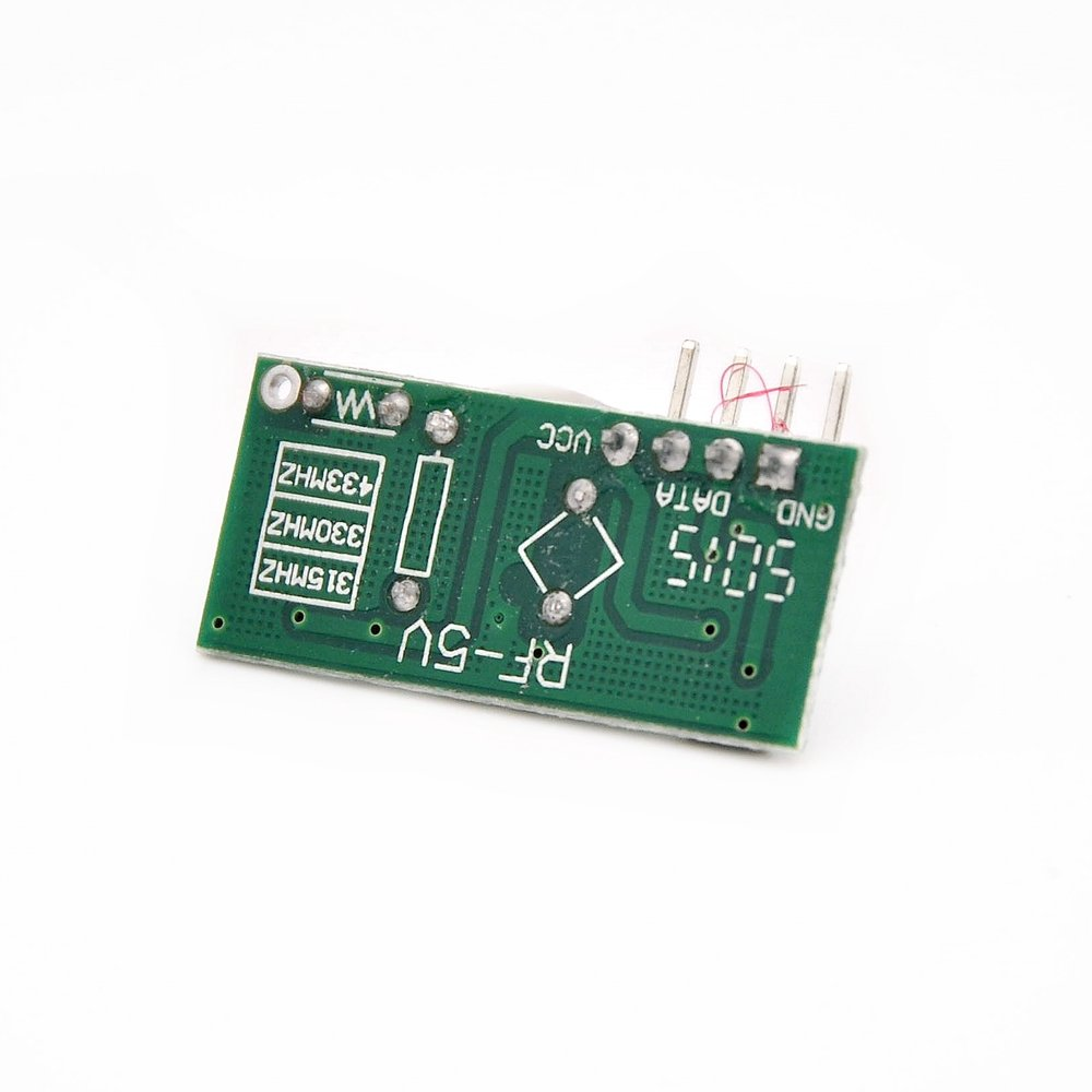 Centiot 433 Mhz Rf Transmitter And Receiver Kit For Rf433 Rx This A Simple Module Which Operates At 433mhz The Electronics