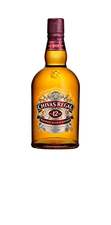 94fd8fdeb8b Chivas Regal 12 Year Old Blended Scotch Whisky, 70 cl: Amazon.co.uk ...