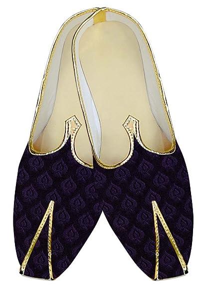 Mens Regency Polyester Wedding Shoes Partywear MJ14751