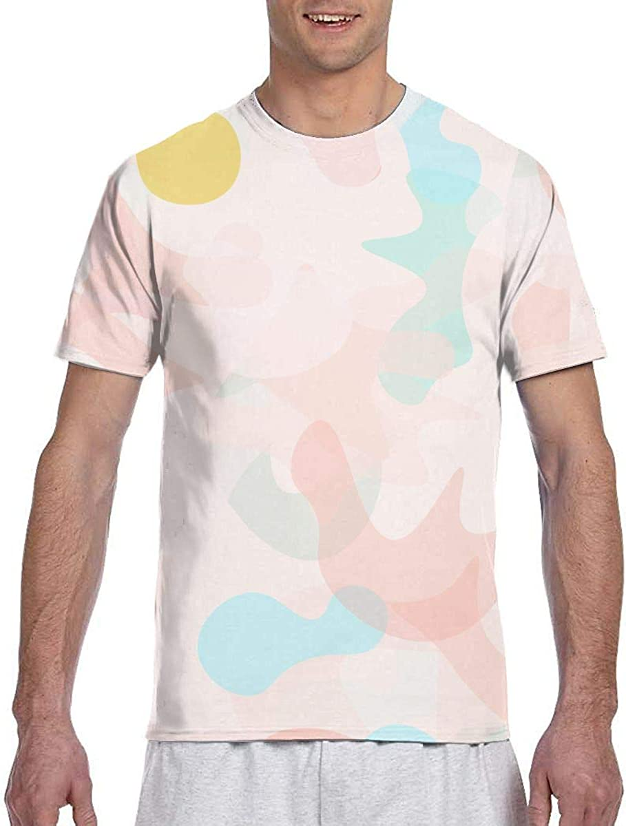 Camisetas de Hombre Camuflaje Patrón sin Costuras Camuflaje Militar Camiseta de Manga Corta de algodón para Hombre: Amazon.es: Ropa y accesorios