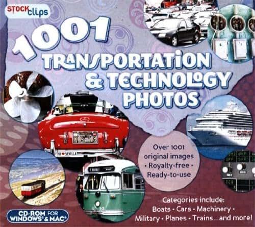 1001 Transportation & Technology Photos