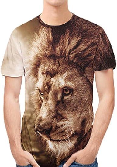 Camiseta para Hombre, Camisa Hombre, Camisetas Casuales de ...