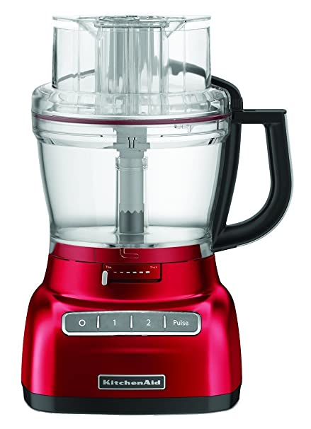 Buy KitchenAid 5KFP1444DCA 300 Watt Food Processor with Accessories ...