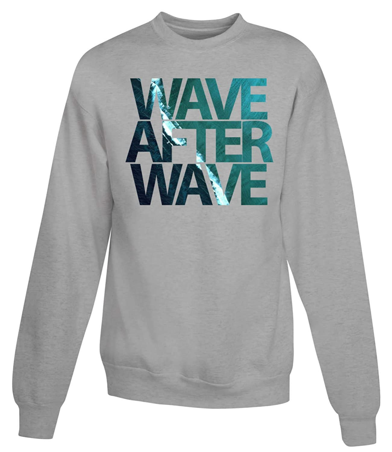 One Wave After Another Women'S Unisex Sweatshirt