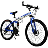 26 zoll fully klapprad mountainbike mtb klappfahrrad. Black Bedroom Furniture Sets. Home Design Ideas