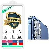 Película De Vidro Temperado Para Lente da Camera Iphone 12 e 12 Pro - Proteção Da Lente Blindada Anti Impacto Top Premium - D