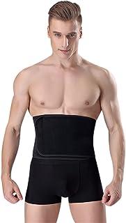 Twinkbling Ceinture amincissante réglable support ceinture Ceinture de perte de poids pour homme et femme