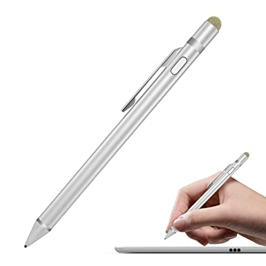 Thin Capacitive Touch Screen Pen Stylus For Phone Samsung Phone Tablet EC