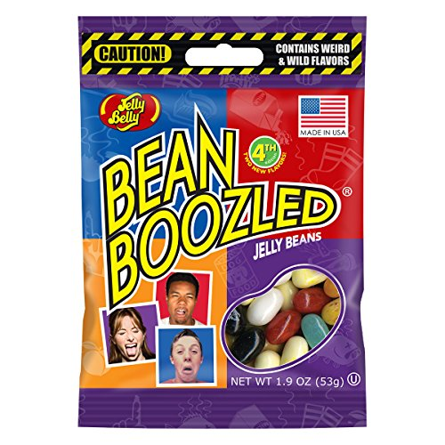 Jelly Belly 1.9 oz. Bean Boozled Bag]()