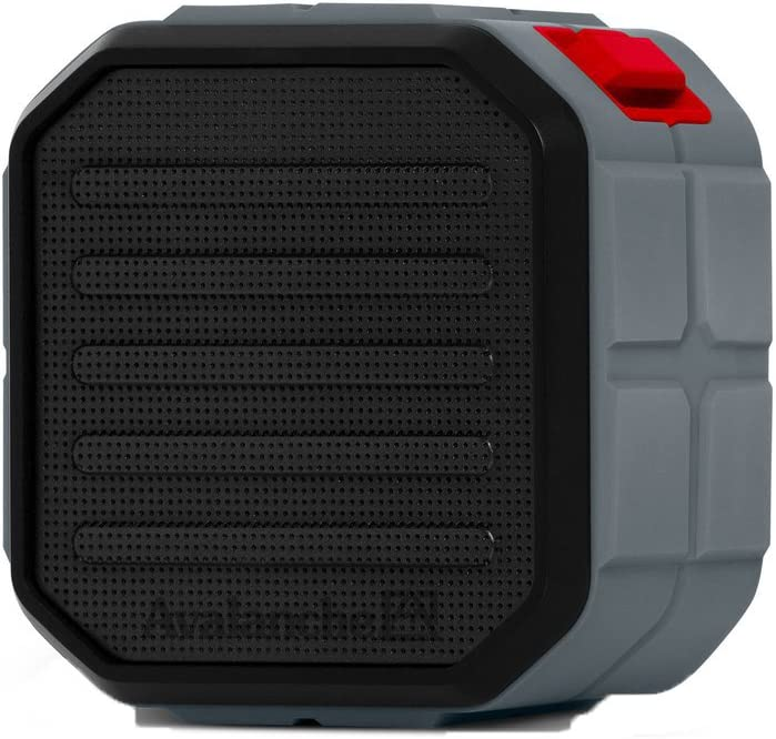 Avalanche Cube Water-Resistant Bluetooth Speaker