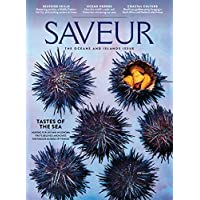 1-Year (4 Issues) of Saveur Magazine Subscription