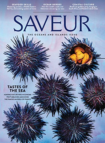 Saveur (Gourmet Magazine)