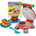 Play-Doh Burger Barbecue Toy Playset