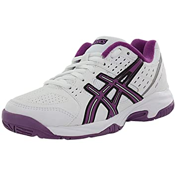 ASICS Zapatillas de Padel Padel Pro GS Lila 2014-38: Amazon.es ...