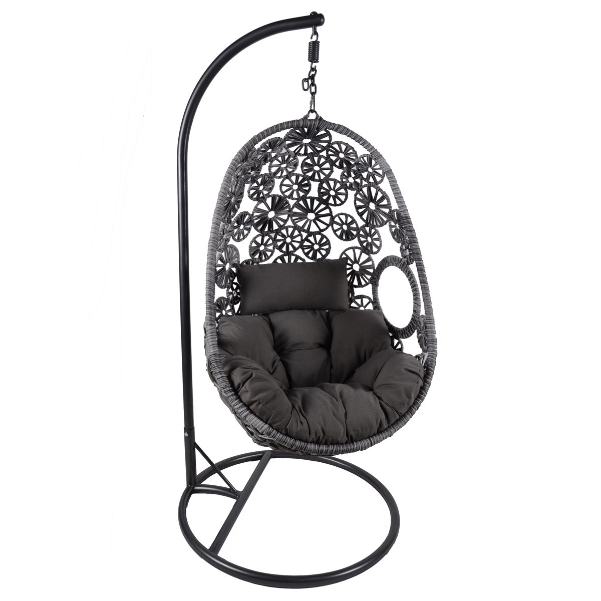 Miraculous Top 10 Finest Hanging Egg Chairs 2019 Astonshedsuk Ncnpc Chair Design For Home Ncnpcorg