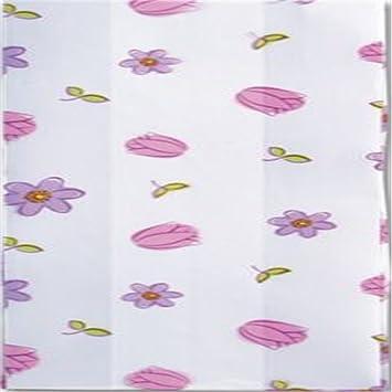 Amazon.com: Simplemente Flores Bolsas de celofán, 4 x 2 1/2 ...