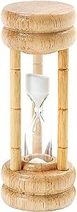 Norpro, 4 Inch, Three Minute Wood Timer