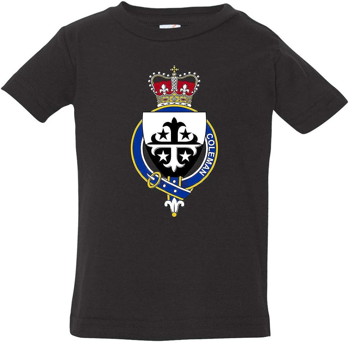 Tenacitee Babys Irish Garter Family Coleman Shirt