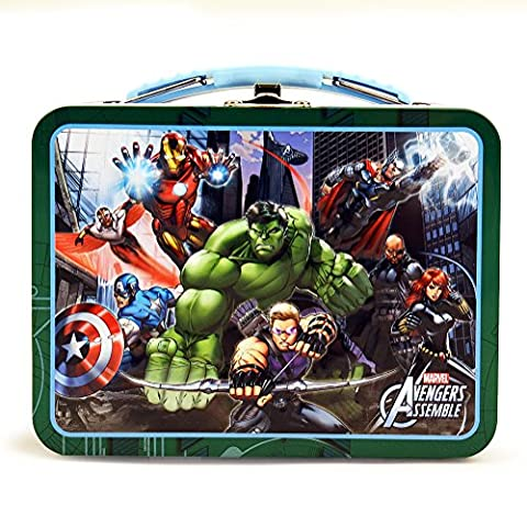 Marvel Avengers Assemble Mini Tin Box - Mini Tin Case