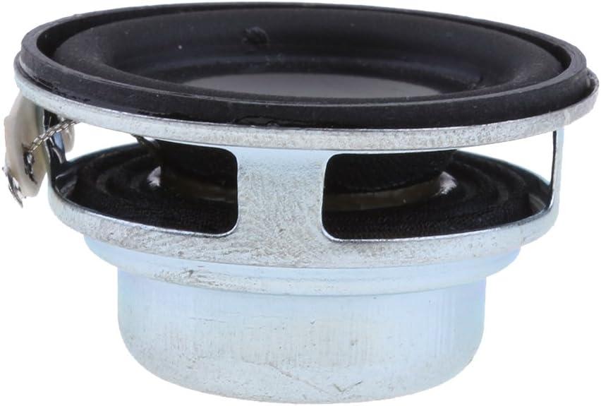 KESOTO 1 St/ück 36 Mm 4 Ohm 3 W 16 PU Rand Runde Einstellbare Ferromagnetische Spulen