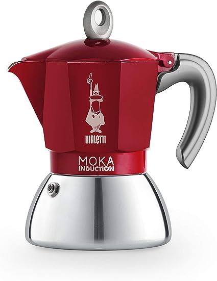 cafetera inducción Bialetti New Moka