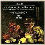 バッハ:ブランデンブルク協奏曲