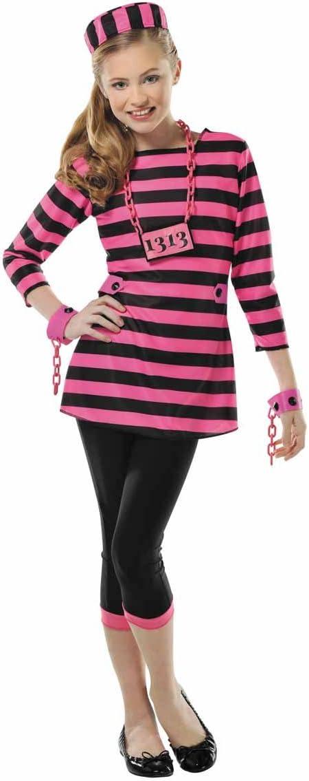 Disfraz de presa rosa para niñas y adolescentes en varias tallas ...
