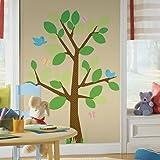 ROOMMATES RMK1554GM Kids Tree Peel & Stick Giant Wall Decal