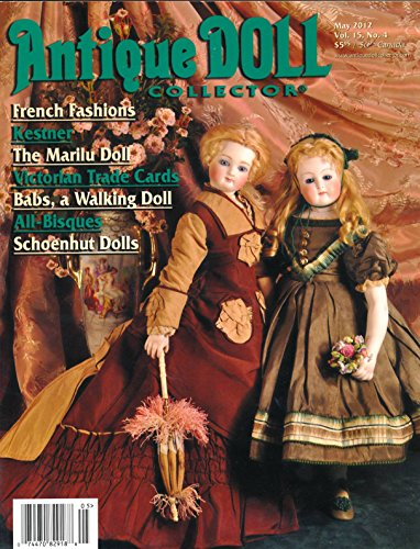 Antique Doll Collector : Articles- Repair of a Terrene French Fashion Doll; A Mystery Bisque Doll by Kestner?; Victorian trade Cards and the Doll Motif; The World of All Bisque Dolls