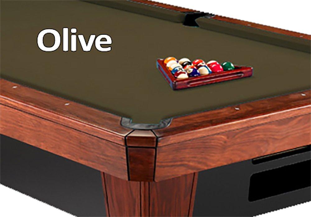 12 B00K4JKBF6 'シモニスクロス860オリーブビリヤードPool Table Clothフェルト 12 Table B00K4JKBF6, かぐ屋:c47d6589 --- sharoshka.org
