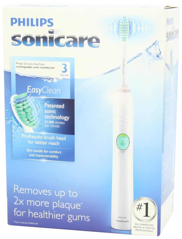 Philips HX6511/50 - Cepillo de dientes SoniCare EasyClean con tecnología sónica. Incluye base de carga: Amazon.es: Salud y cuidado personal