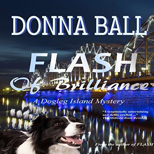 Flash of Brilliance: A Dogleg Island Mystery, Book 3