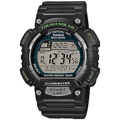 20305eb22403 Casio Reloj Digital STL-S100H-1AVEF  Amazon.es  Relojes