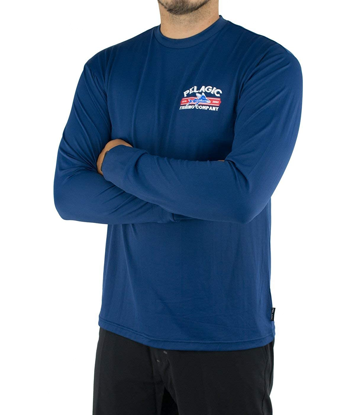 PELAGIC Aquatek Fish Co Long Sleeve Performance Shirt