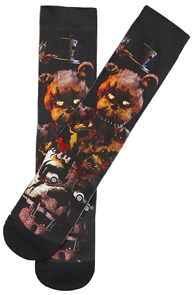 Five Nights At Freddys Horror Characters Collants multicolore