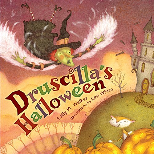 Druscilla's Halloween (Carolrhoda Picture Books) - Scary Facts About Halloween