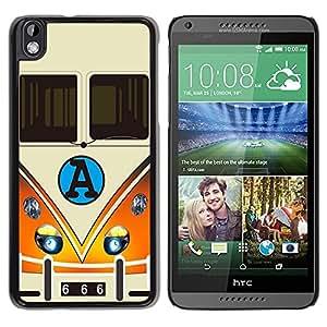 Dragon Case - FOR HTC DESIRE 816 - You cannot appreciate happiness - Caja protectora de pl??stico duro de la cubierta Dise?¡Ào Slim Fit