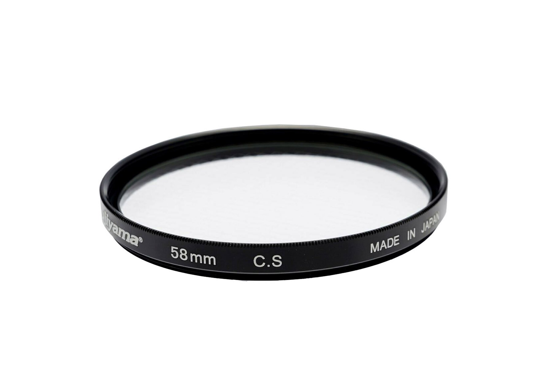 Fujiyama 58mm Cross Screen Filter Made in Japan for Nikon AF-S Nikkor 50mm f/1.8G 50mm f/1.4G by Fujiyama