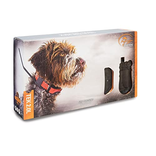 SportDOG Brand TEK Series GPS Tracking Systems with E-Collar Option - The Best GPS Dog Tracker For Remote Areas and Never Failing Coverage