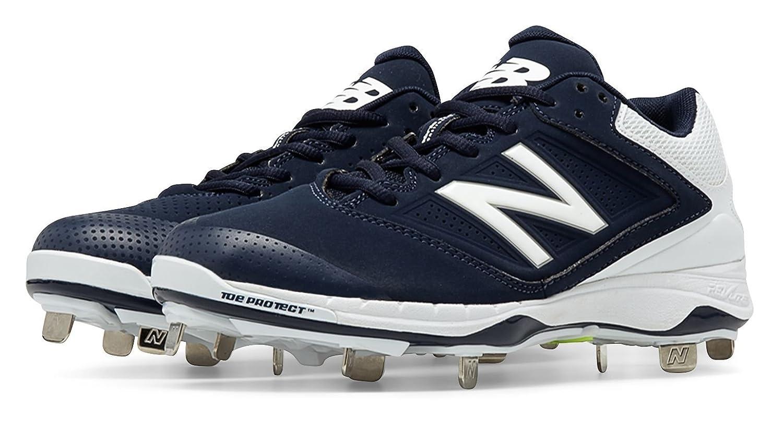 (ニューバランス) New Balance 靴シューズ レディースソフトボール Low Cut 4040v1 Metal Cleat Navy with White ネイビー ホワイト US 10 (27cm) B014I8QKJY