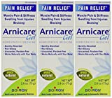 Boiron Arnicare Arnica Gel, 2.6 Ounce (Pack of 3)