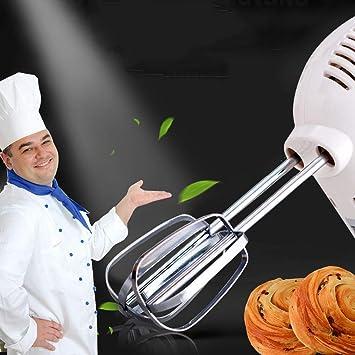 LXD Cocina del hogar Batidora de pie Batidora de huevos Batidora ...