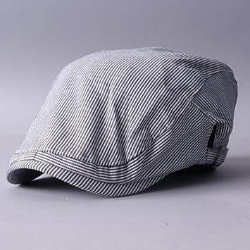 WXLQ Primavera y verano algodón casual sombrero de pico de pato ...