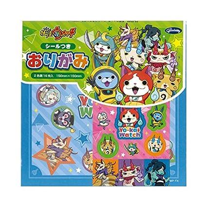Amazon Japanese Anime Sealyokai Watch Origami With The Seal